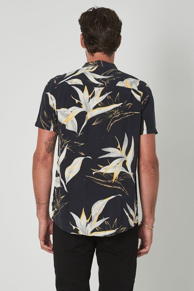 Bon Surfers Paradise Shirt // Midnight Paradise