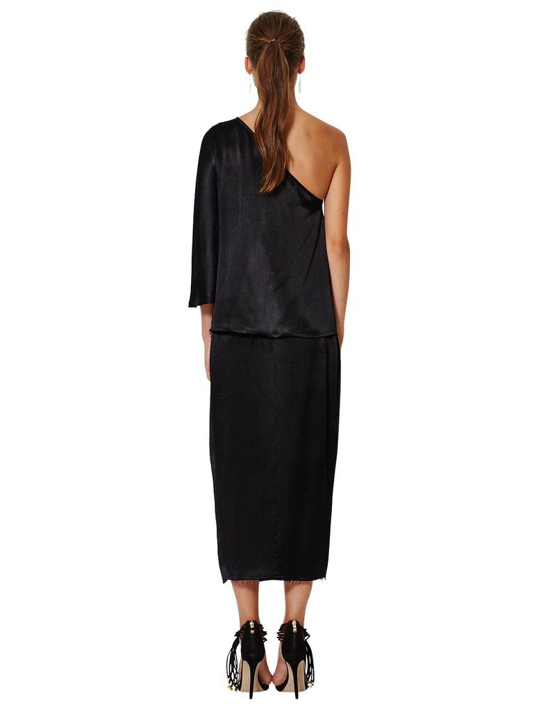 Sultry Nights Skirt // Black