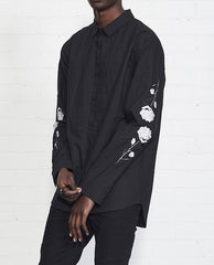 Melrose Shirt // Black