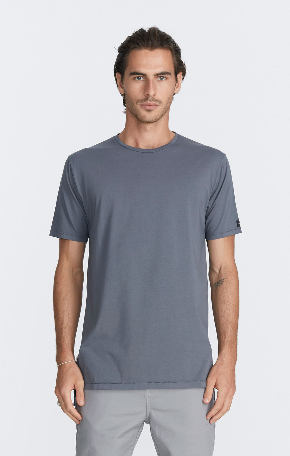Flintlock Tee // Pigment Grey