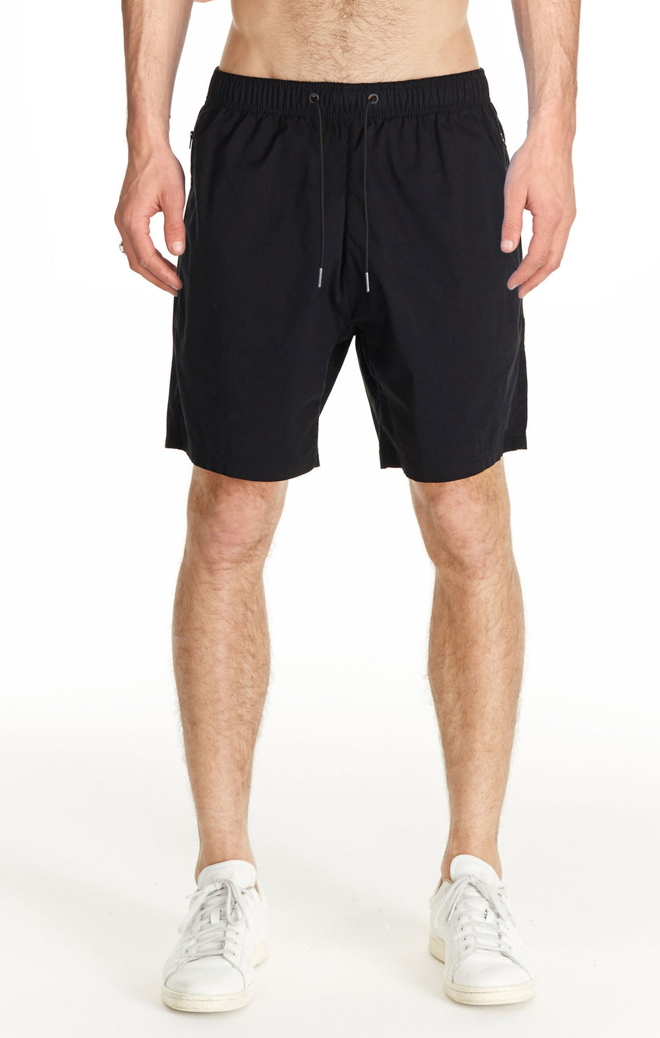 Playa Active Short // Jet Black