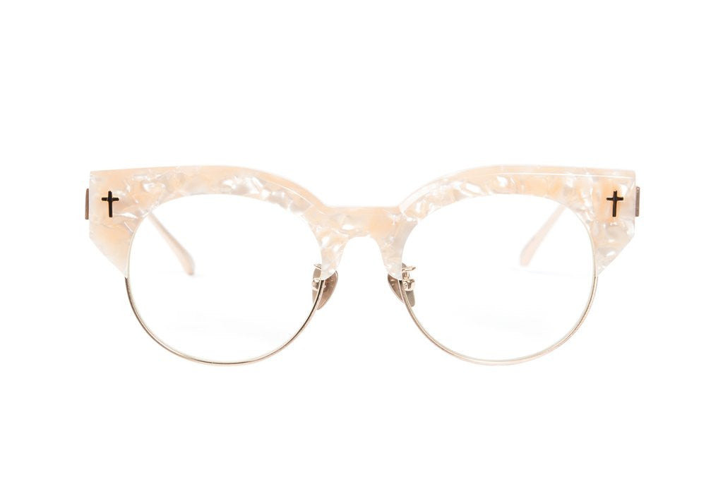 ADCC II Optical // Peach Pearl & Rose Gold