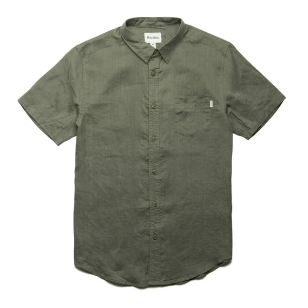 Apartment Shirt // Olive