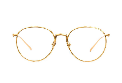 Corpus Optical // Brushed Gold