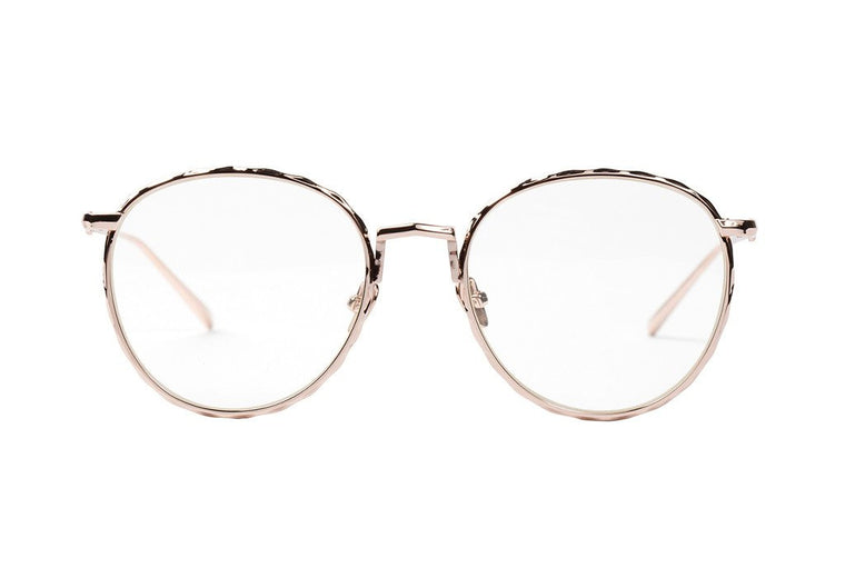 Corpus Optical // Gloss Rose Gold