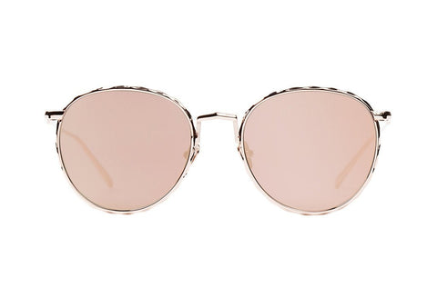 Corpus // Gloss Rose Gold & Rose Gold Mirror Lens