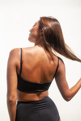 Bandeau Top /. Black