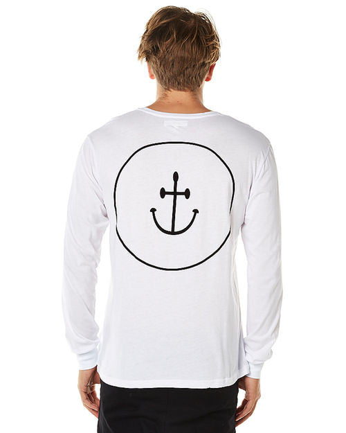 IWS Long Sleeve Tee // White