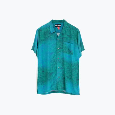 S/S Hawaiian Shirt // Lounge Lizard