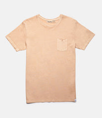 Everyday Wash T-Shirt // Washed Peach