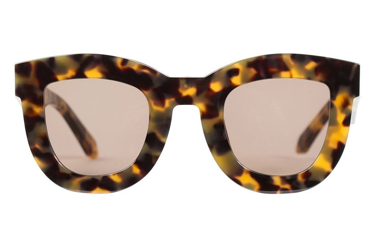 Provisions // Yellow Grey Tort / Brown Lens