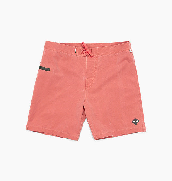Team Standard Board Short // Burnt Sienna