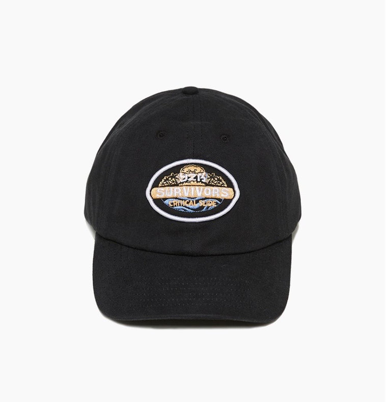 Survivors Cap // Black