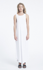 Base Dress // White