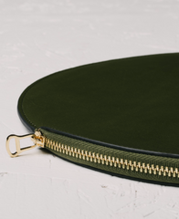 Moon Clutch // Olive