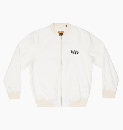 Chill Bill Jacket // Blanc
