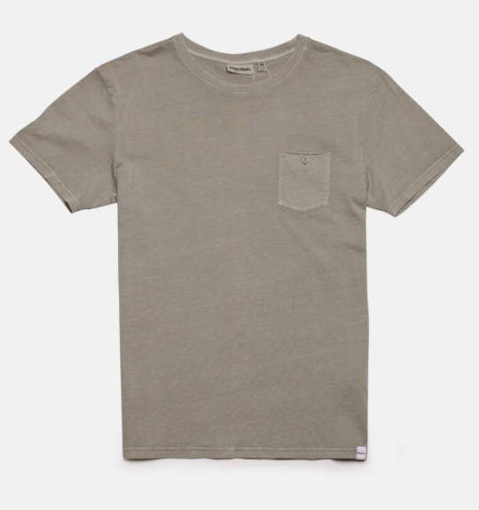 Everyday Wash T-Shirt // Olive
