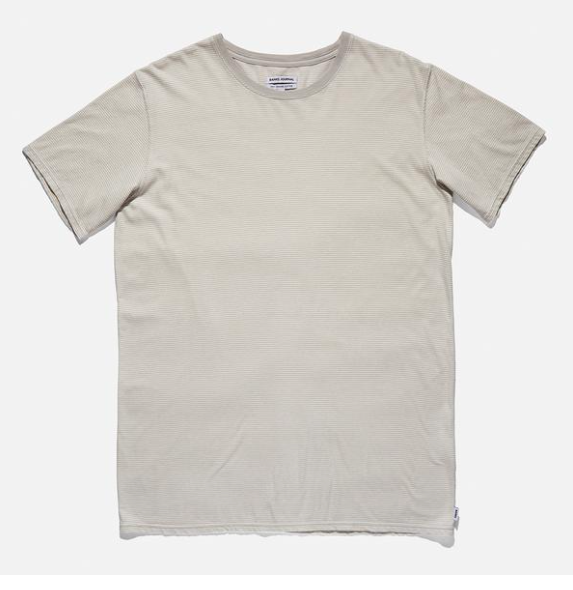 Millenial Tee Shirt // Light Grey