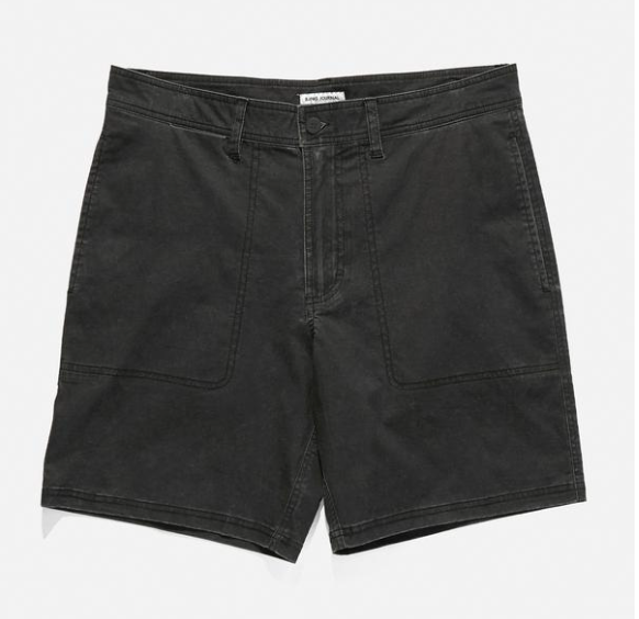 Immerse Walkshort // Dirty Black