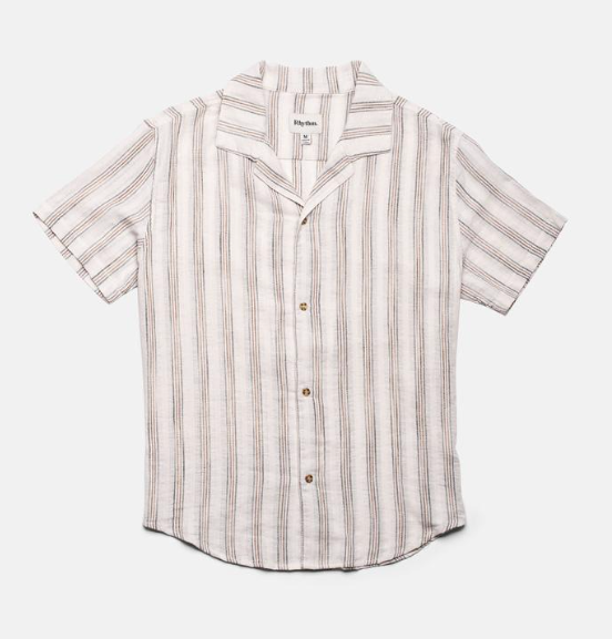 Favela SS Shirt // Natural