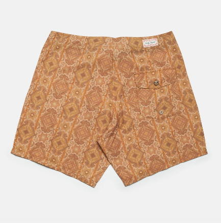 Sorrento Trunk // Marigold