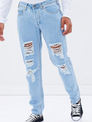 The Slash Jean // Antique Jean