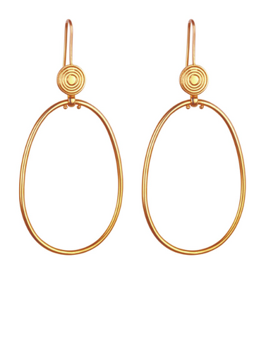 Lexi Earrings // Gold