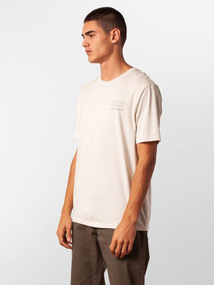 Ventura T-shirt // Old White