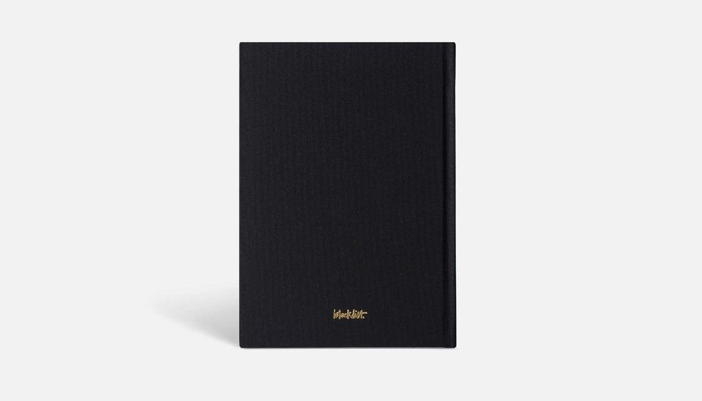 The Daily List // Black