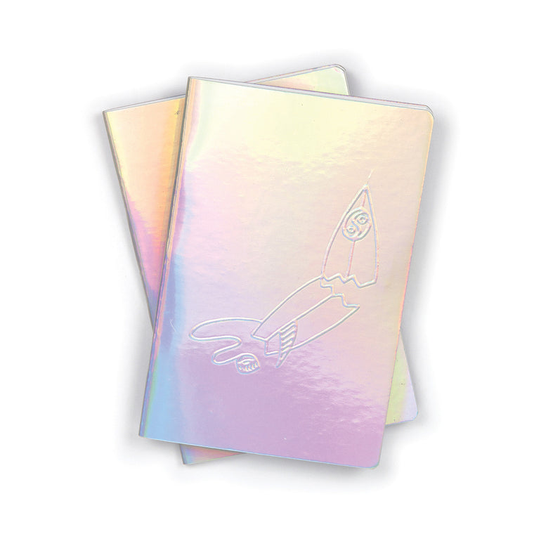 2PK Notebook // Silver Surfer