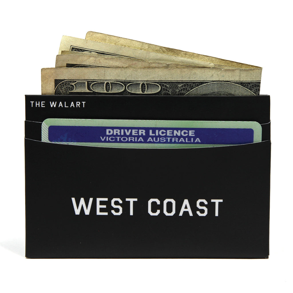 Card Wallet // West Coast