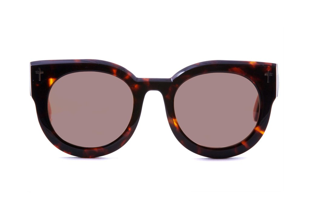 ADCC // Dark Tort Brown Lens
