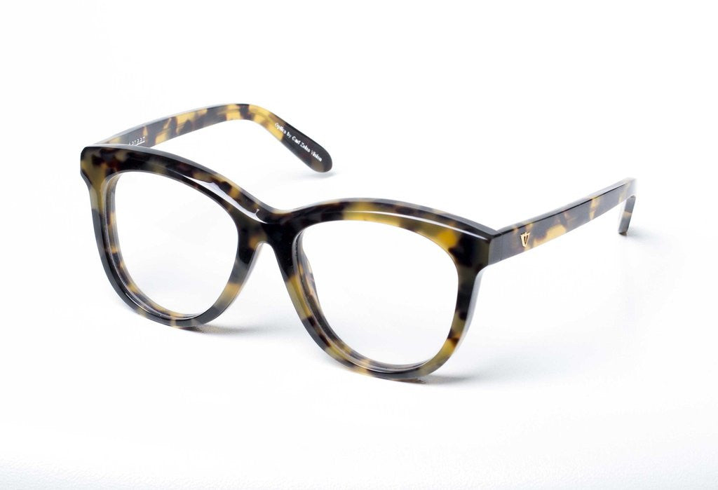 Karaan Optical // Tort / Clear