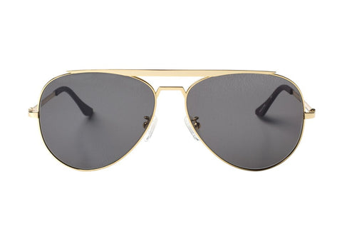 Marshall // Gold & Black Lens