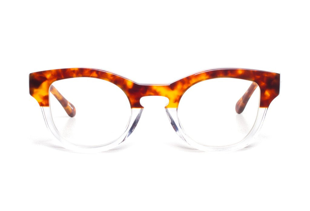 Casper Optical // Mid Tort to Clear