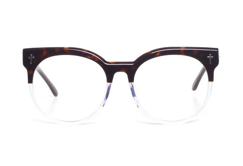 Leeches Optical // Choc Tort to Clear