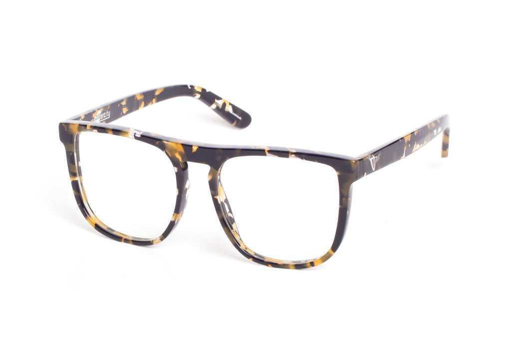 Motorcity Optical // Clear Tort