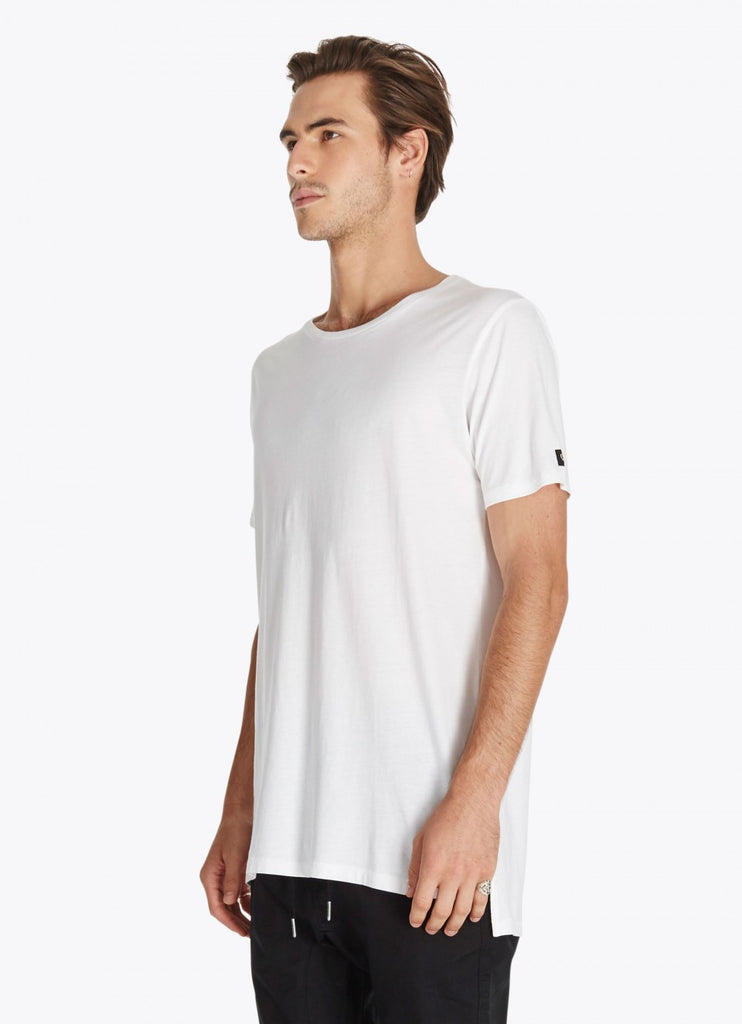 Flintlock Tee // White