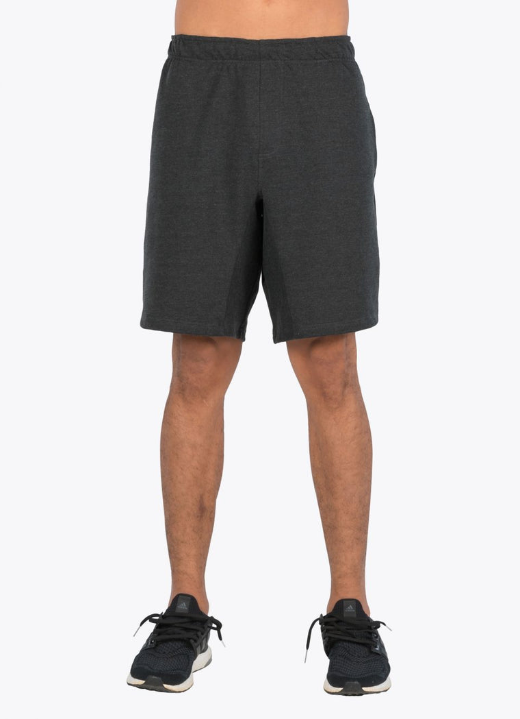 Type 4 Fleece Short // Carbon