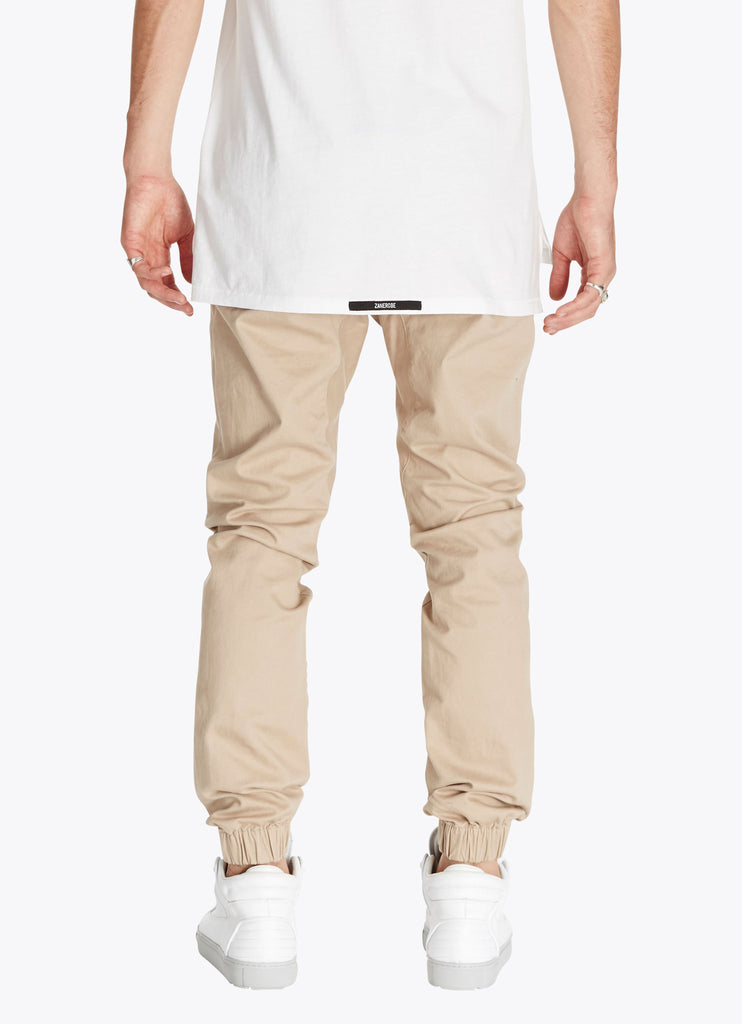 Sureshot Jogger // Tan