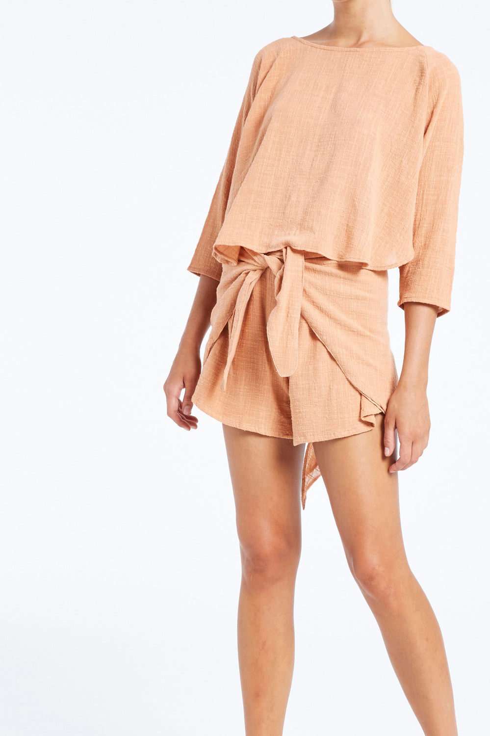 Babs Short // Terracotta