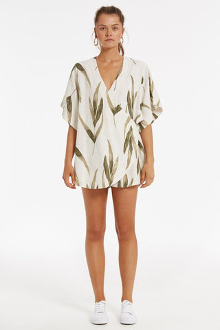 Canopy Playsuit // Leaf