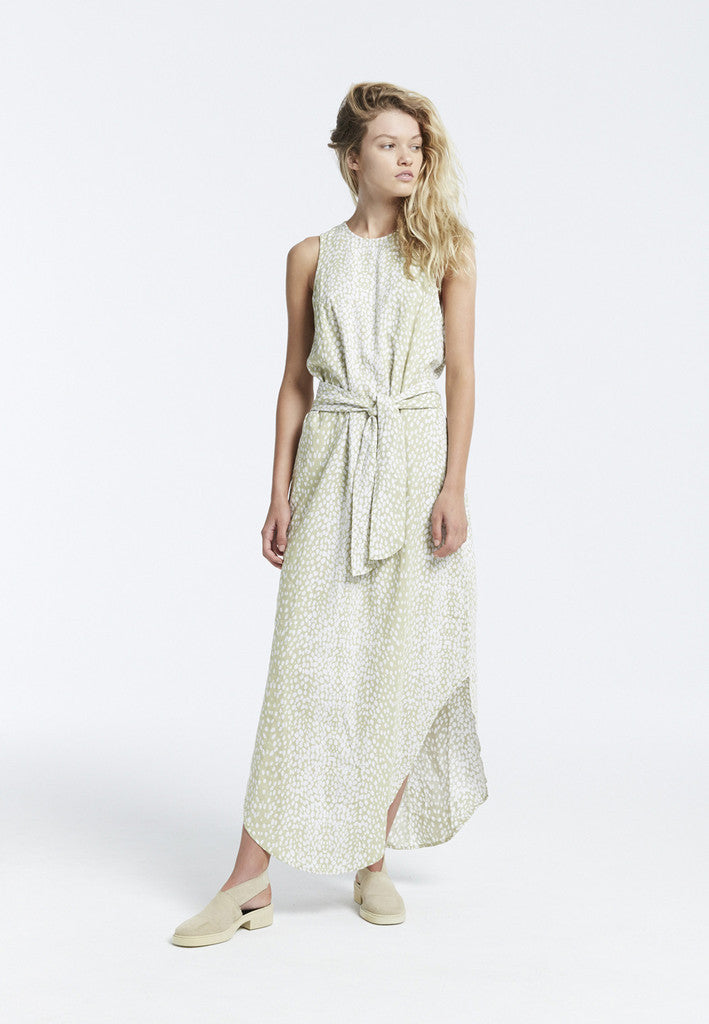 Guidance Dress // Green