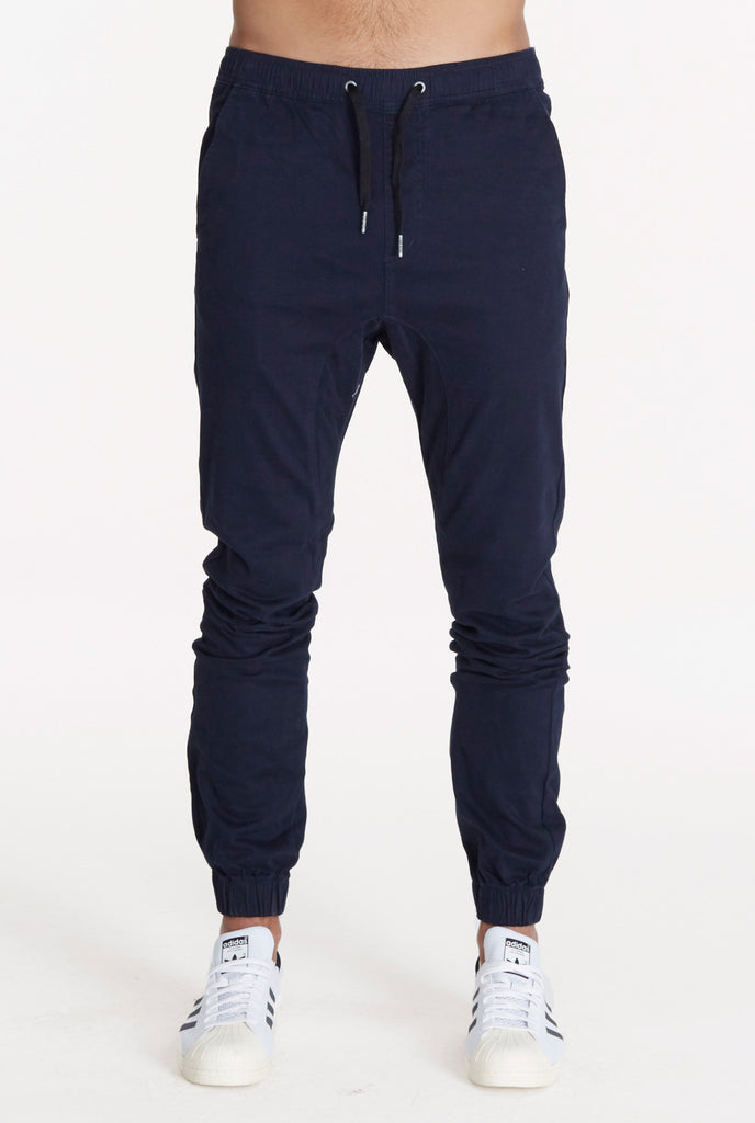Sureshot Jogger // Navy