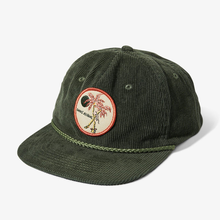 Trade Winds Hat // Green Marine
