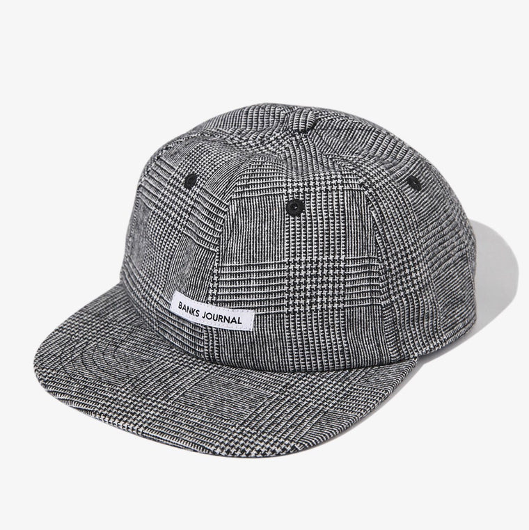 Downtown Hat // Dirty Black