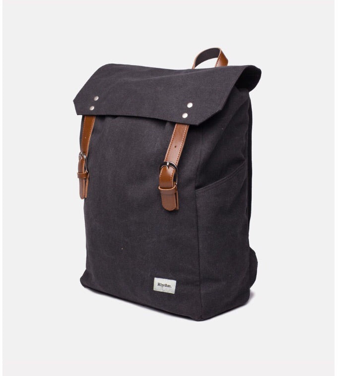 Worn Path Backpack // Vintage Black