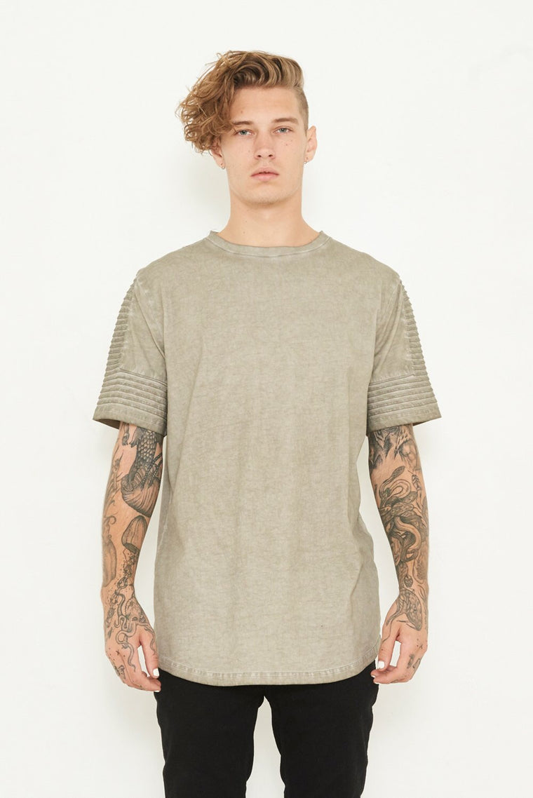 Maverick T-shirt // Grey Marl
