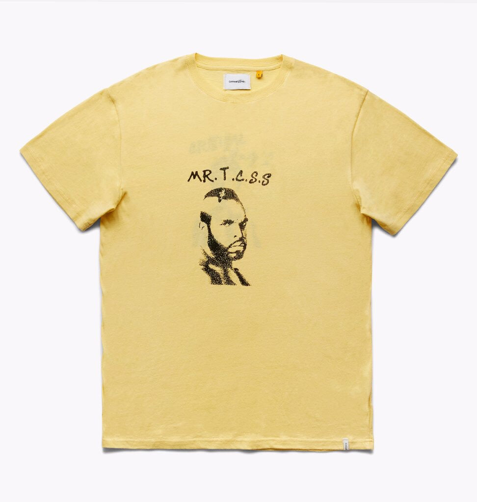 Mr TCSS Tee // Sunshine