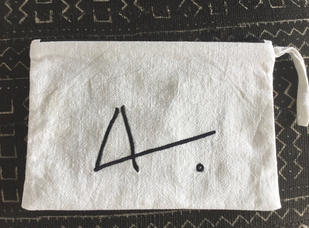 The a.line Pouch /. Cream